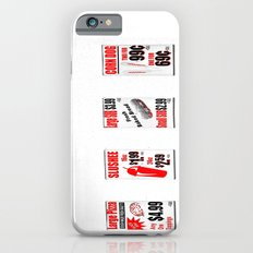 What's for lunch? iPhone 6 Slim Case