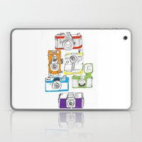 Colorful Cameras Laptop & iPad Skin