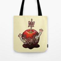 SWEET WORMS 2 - Caramel … Tote Bag