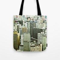 Sao Paulo Tote Bag