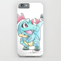 iPhone Cases featuring Caught in a DILEma by Randy C