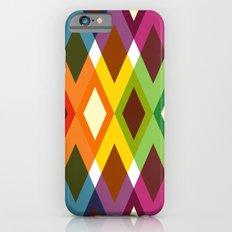 Squares & Colours iPhone 6 Slim Case