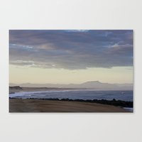 Morning Horizon  Canvas Print
