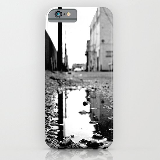 Grit City water iPhone & iPod Case