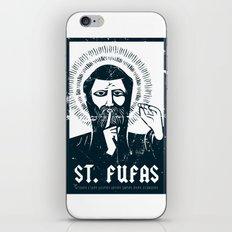 St. Fufas iPhone & iPod Skin