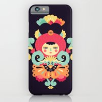 iPhone & iPod Case featuring Keiko by Muxxi
