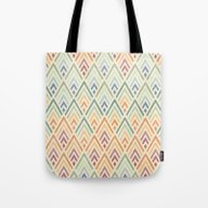 Tote Bag featuring Naturalis Diamonds by Jackie Sullivan