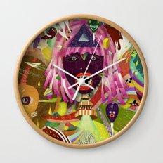 The Circus #02 Wall Clock