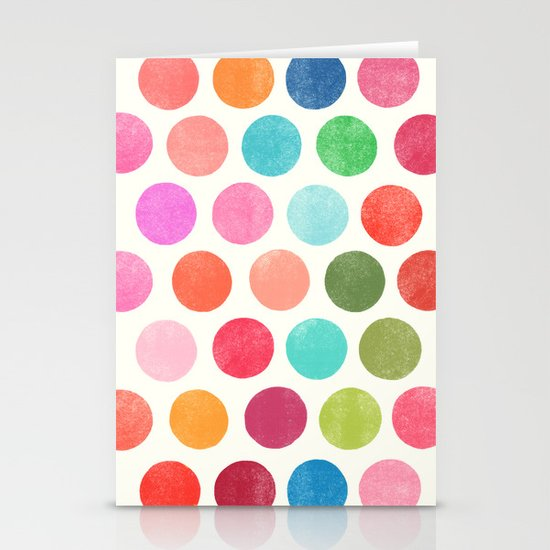 colorplay 5 Stationery Card