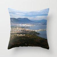 Toulon France 6817 Throw Pillow