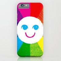 Show Your True Colors iPhone 6 Slim Case