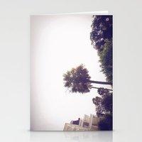 palm::charleston Stationery Cards