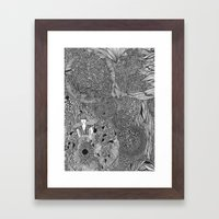 The Valor Framed Art Print