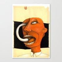 Hypochondriac... Canvas Print