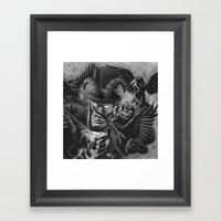 The Murder Of Lincoln | … Framed Art Print