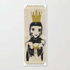 Queen Coco Canvas Print