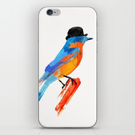 Lord Birdy iPhone & iPod Skin
