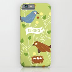 4 Seasons - Spring Slim Case iPhone 6s