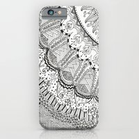 iPhone & iPod Case featuring Doodle Madness by Kayla Gordon