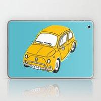 Fiat 500 Laptop & iPad Skin