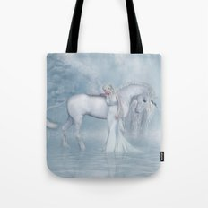 Unicorn Dreamer Tote Bag