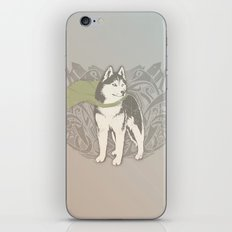 Fearless Creature: Eski iPhone & iPod Skin
