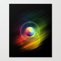 Dreams + Starlight Canvas Print