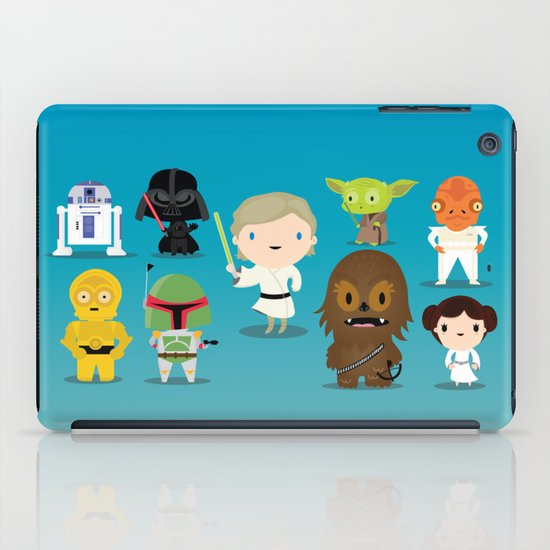 The force iPad Case