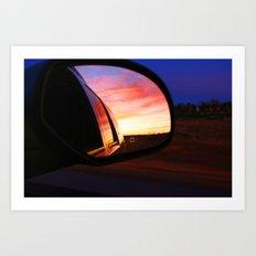 colorado sunrise Art Print