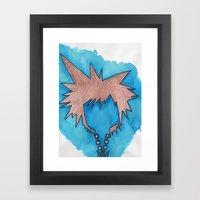 Sora Framed Art Print