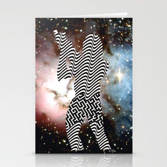 Cut StarWars - Space Streifenhörnchen Stationery Card