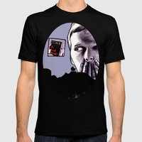 Rosemary's Baby Mens Fitted Tee Black SMALL