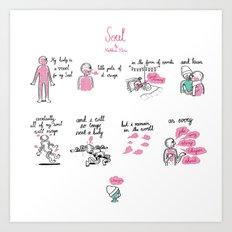 Soul Art Print