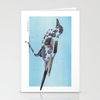 Mechanations Stationery Cards