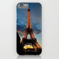 Lighting the Tower iPhone 6 Slim Case