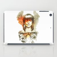 Evil's Smoke iPad Case