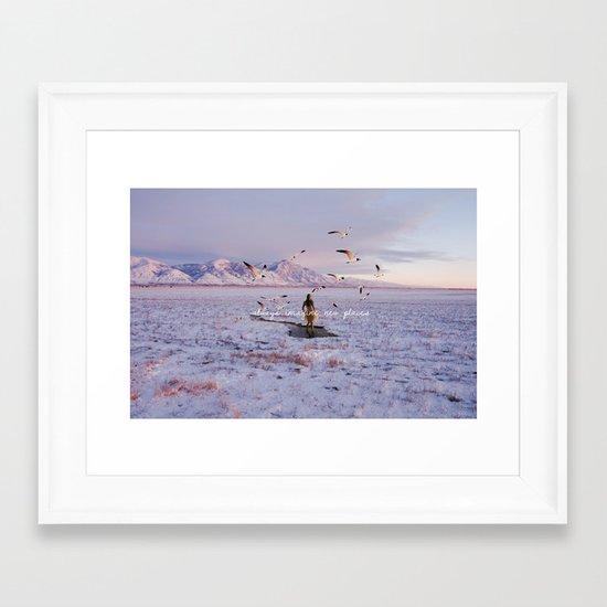 Luisa Rey Framed Art Print