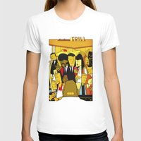 pulp fiction T-shirts featuring Pulp Fiction by Ale Giorgini