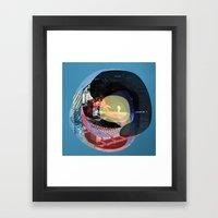 The Abstract Dream 16 Framed Art Print