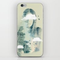 Natures Heart iPhone & iPod Skin