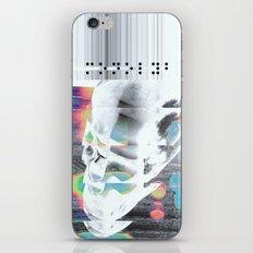 acid blur iPhone & iPod Skin