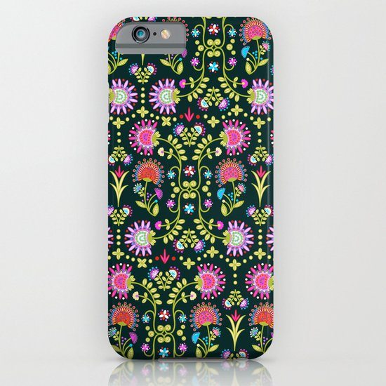 Folkloric 1 iPhone & iPod Case
