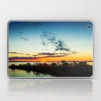 Gulf Coast Sunset Laptop & iPad Skin