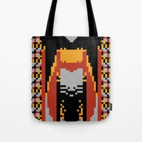 The Cicada And Hawk Moth Tote Bag
