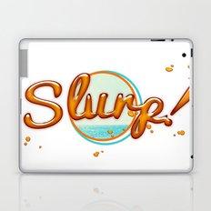 Summer Slurp! Laptop & iPad Skin