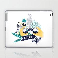 EXPLORE.DREAM.DISCOVER Laptop & iPad Skin