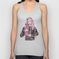 EMBRACE By Kris Tate And… Unisex Tank Top