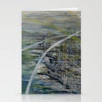 Fictional Landscape IV Stationery Cards