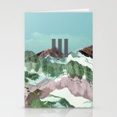 another abstract dream 3 Stationery Cards