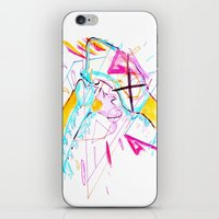 End Me Like a Story iPhone & iPod Skin